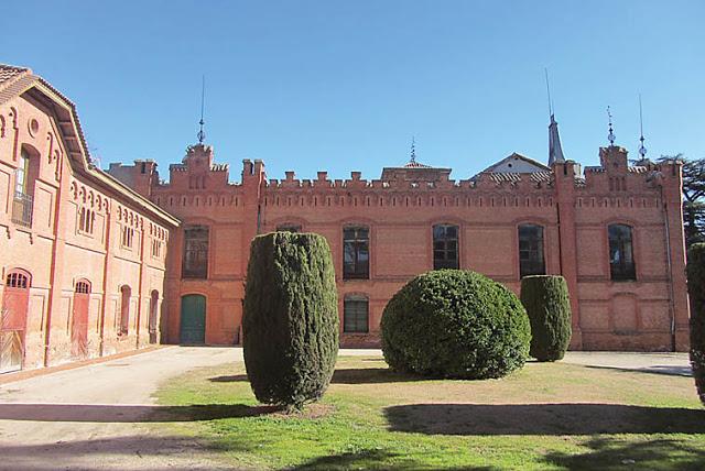 Palacio de Torre Arias. Fuente: urbanity.es