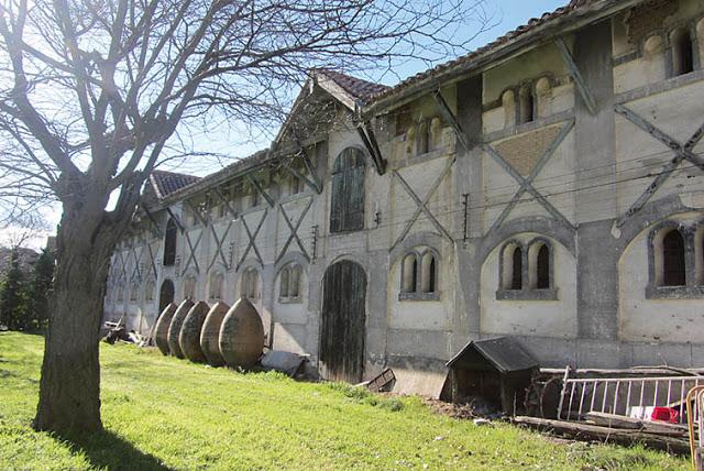 Edificaciones auxiliares de la Quinta. Fuente: urbanity.es