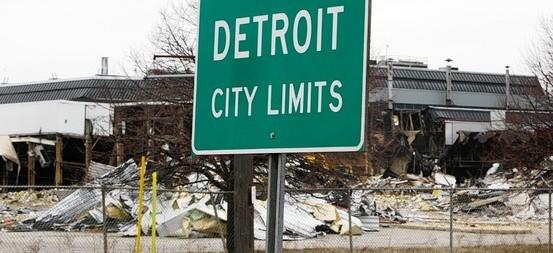 Detroit: El despertar de una ciudad industrial en ruinas.