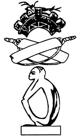 Imagen 6: Escudo de armas del Reino Unido de Lunda Tchokwe. Fuente: lundatchokwe.org