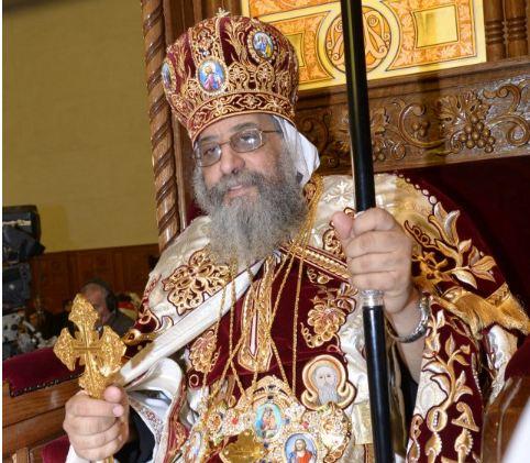 Imagen 4: Papa copto Tawadros II Fuente: Periodistadigital.com