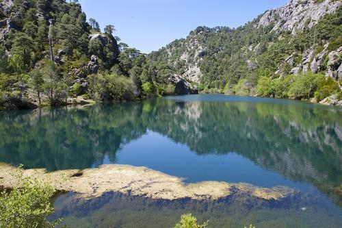 Imagen 9: Nacimiento del río Borosa en el Parque Natural. Autor: adriannnn