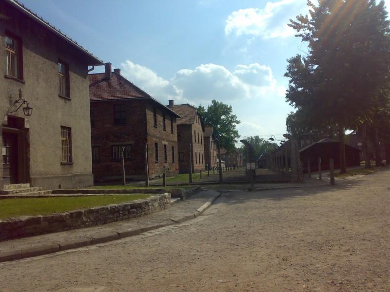 Campo de concentración de Auschwitz-Birkenaue. Autor: Samuel Galiano