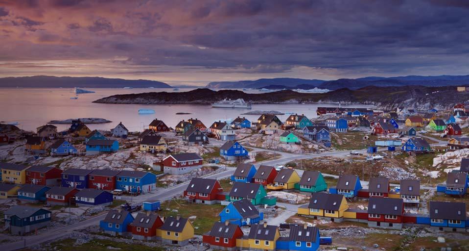 Imagen 2: Ilulissat. Fuente: http://bingfotos.blogspot.com.es