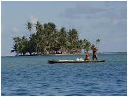 Figure 3: Kuna canoe. Source: caxigalinas.blogspot.com.es