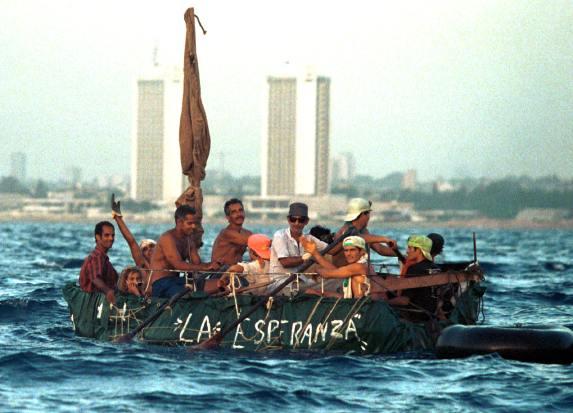 CUBA RAFTERS