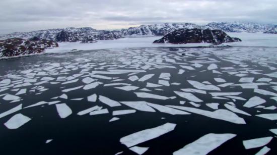 Imagen 3: Banquisa del Ártico. Fuente: http://trancarolaporelmundo.com/