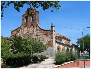 Ermita de San Blas. Fuente: Panoramio.es