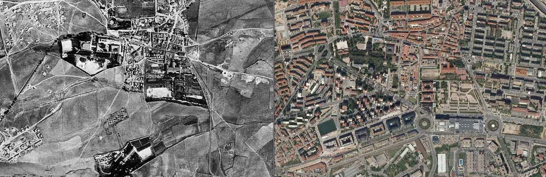 Barrio Hortaleza Madrid Mapa.Hortaleza Un Barrio Con Mucha Historia Pensando El Territorio