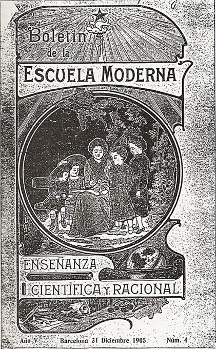 Boletín de la Escuela Moderna