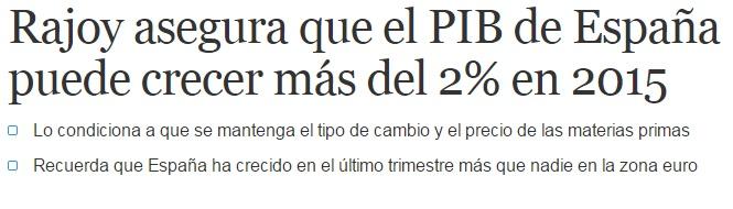 Fuente: El Mundo. 7 diciembre 2014