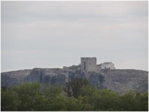 Castillo de Oreja en Ontígola (Toledo). Fuente propia.