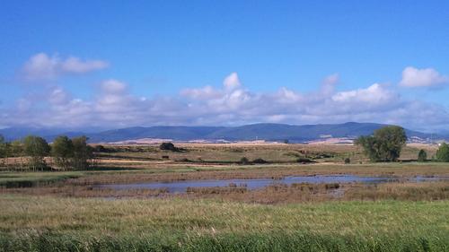 Laguna de Hervias. Fuente: Wikiloc
