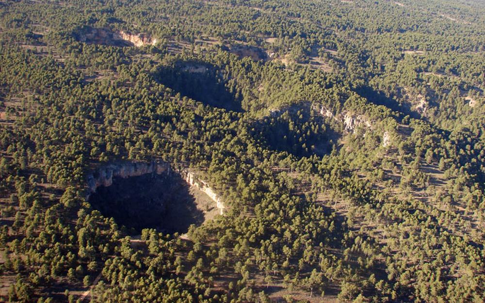 Palancares y Tierra muerta, Cuenca. Fuente: ruralarcoiris.com
