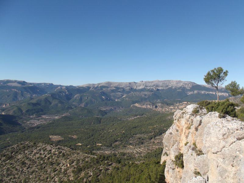 Ardal y Tinjarra, Albacete. Fuente: rutasgps.sierradelsegura.com