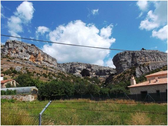 Cueva del Nacimiento. Fuente propia.